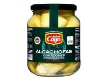 Corazones de Alcachofa de Tudela 10-14 frutos