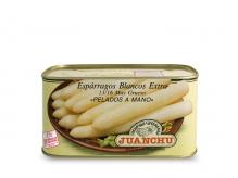 Espárrago blanco Extra. 13/16 frutos. MUY GRUESO - Denominación