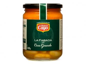 Fabada Asturiana Viuda de Cayo