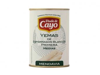 Yemas de espárrago de Mendavia calibre medio y categoría primera